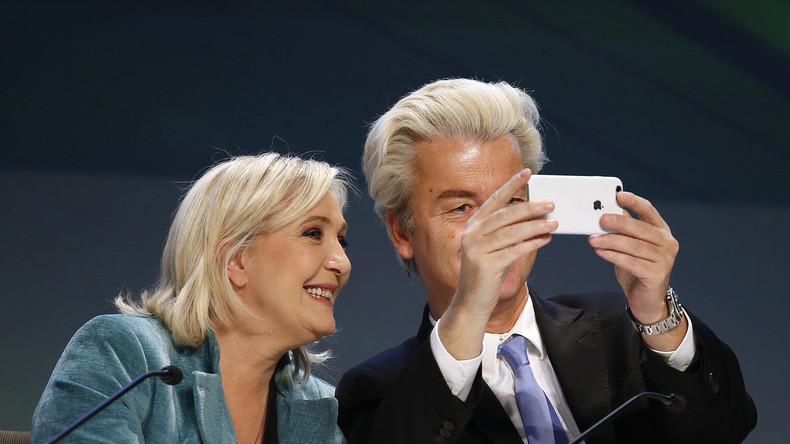 """Live vom Kongress """"Freiheit für Europa"""" in Koblenz mit Petry, Le Pen, Wilders und Salvini"""
