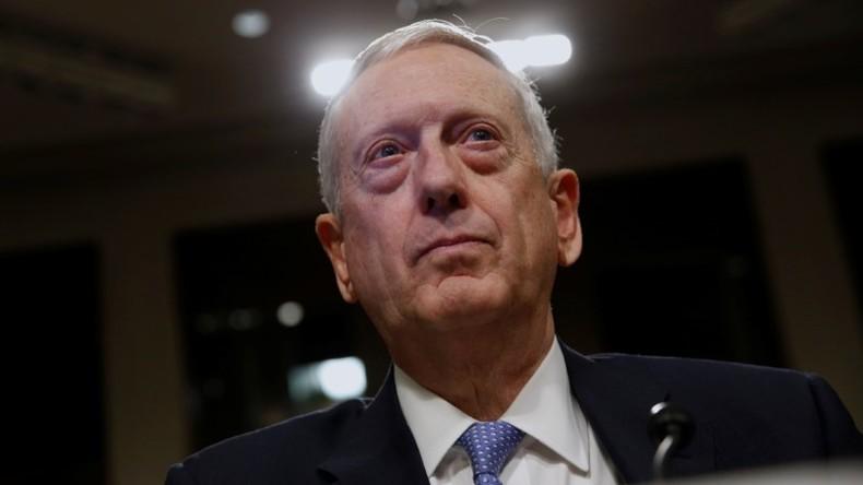 Neuer Pentagon-Chef James Mattis will US-Allianzen ausbauen