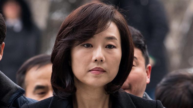 """Südkoreanische Kultusministerin wegen """"schwarzer Liste"""" der Künstler in Gewahrsam genommen"""
