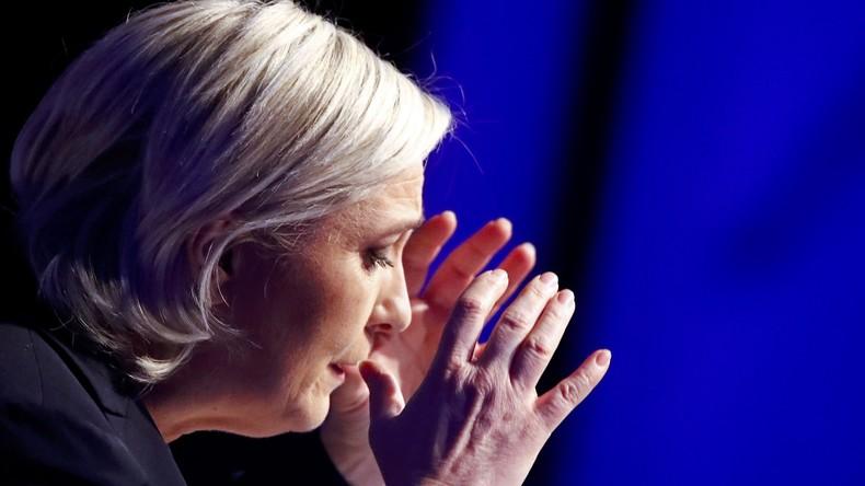 """Marine Le Pen: """"Trumps Präsidentschaft ist ein Schlag für das alte Europa"""""""