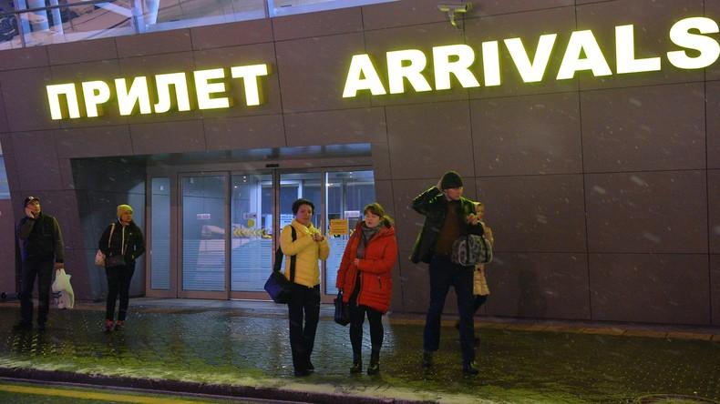 Russisches Verkehrsministerium will Flugverbindung mit Ägypten wiederaufnehmen