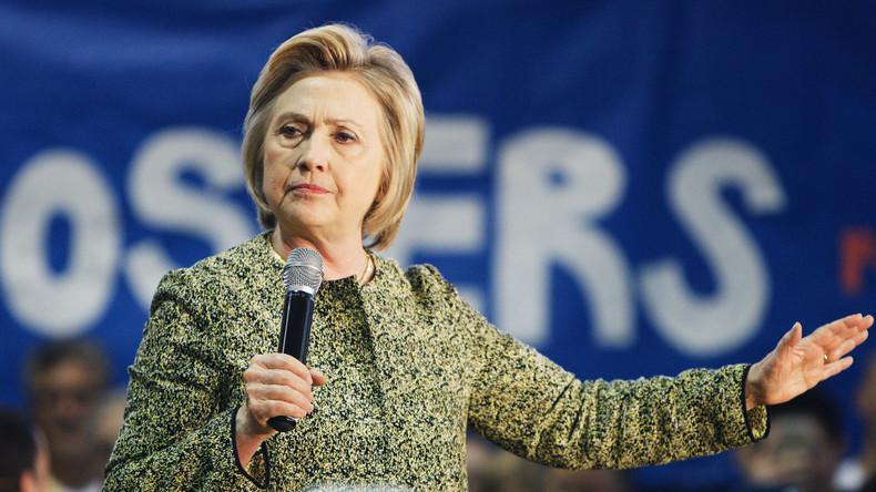 Clinton bedankt sich bei über 2,5 Millionen Teilnehmerinnen der Frauenmärsche in den USA