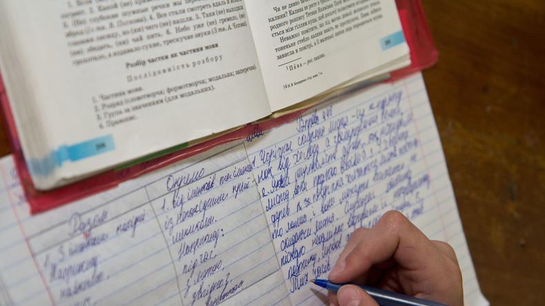 Oberste Rada reicht Gesetzentwurf über Ausschließlichkeit der ukrainischen Sprache ein