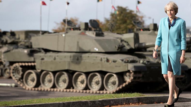 Russland kann britische Armee in einem Tag zerschlagen – Daily Mail