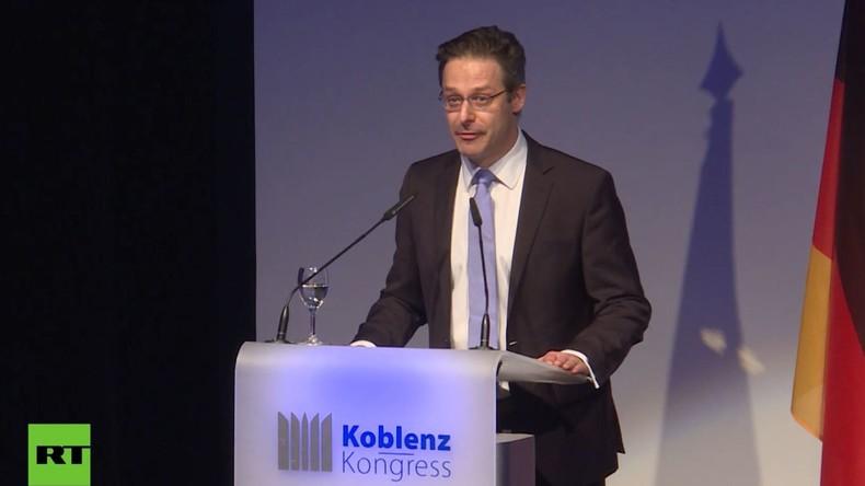 AfD-Konferenz mit Parteivertretern aus ganz Europa sorgt in Koblenz für Kontroversen