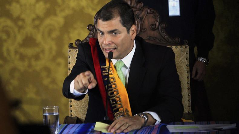 Ecuador: Correa hinterlässt erfolgreiche Bürgerrevolution – Opposition kontert mit Negativwahlkampf