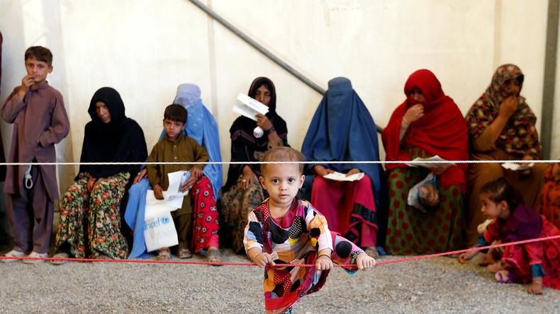Vereinte Nationen: Afghanistan auf dem Weg in eine humanitäre Katastrophe