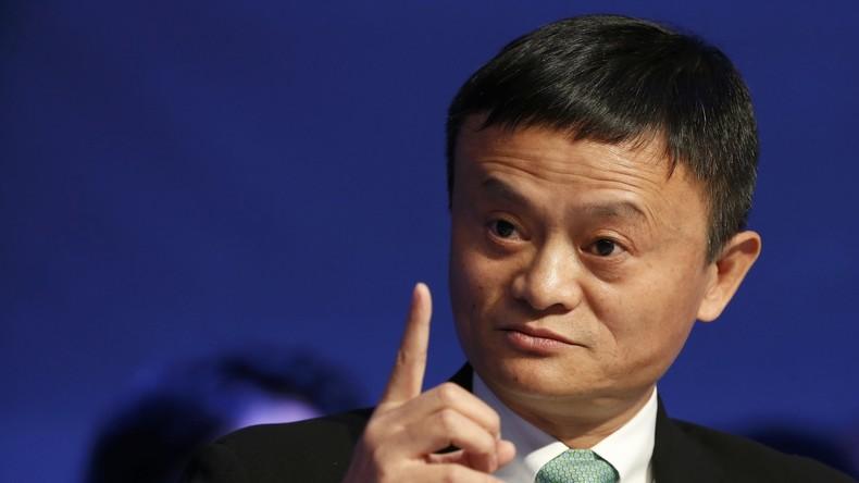 Gründer von Alibaba: USA haben Billionen US-Dollar in Krieg investiert statt in ihre Menschen