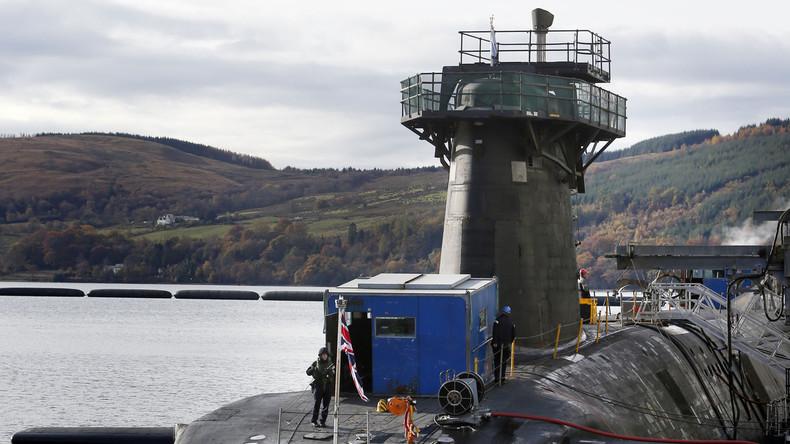 Britisches Atomprogramm: Was wusste Theresa May über den gescheiterten Raketenversuch vor Florida?
