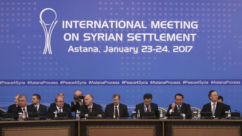 Leiter der russischen Delegation lobt ersten Tag der Syrien-Friedensgespräche in Astana