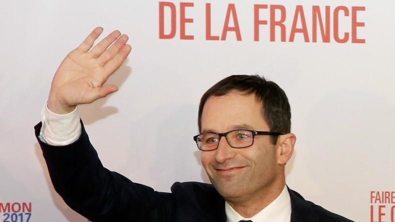 Überraschung bei Urwahl der französischen Sozialisten: Favorit Valls unterliegt gegen Hamon