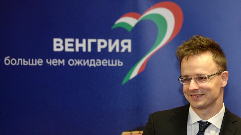 Ungarns Außenministerium: Budapest verlor 6,5 Milliarden Dollar wegen antirussischer Sanktionen