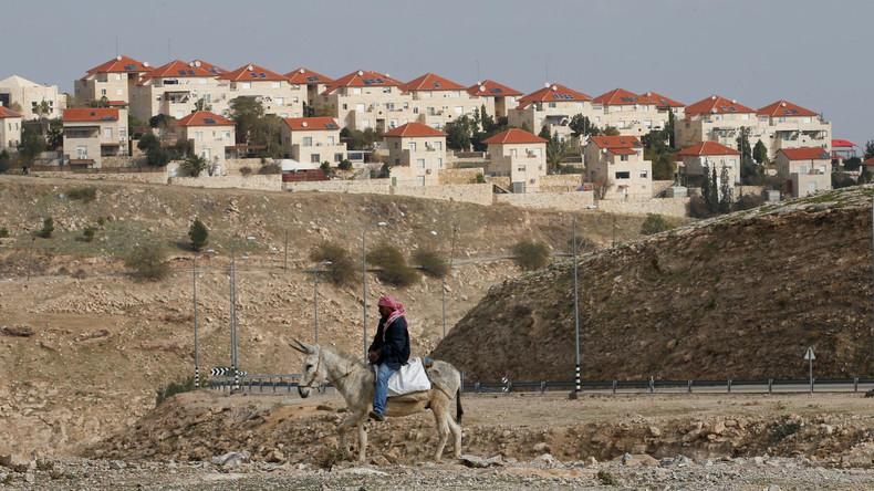 Israel billigt 2.500 neue Siedlerwohnungen im Westjordanland