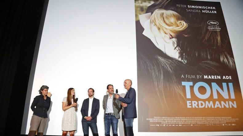 """Deutscher Film """"Toni Erdmann"""" für den Oscar nominiert"""