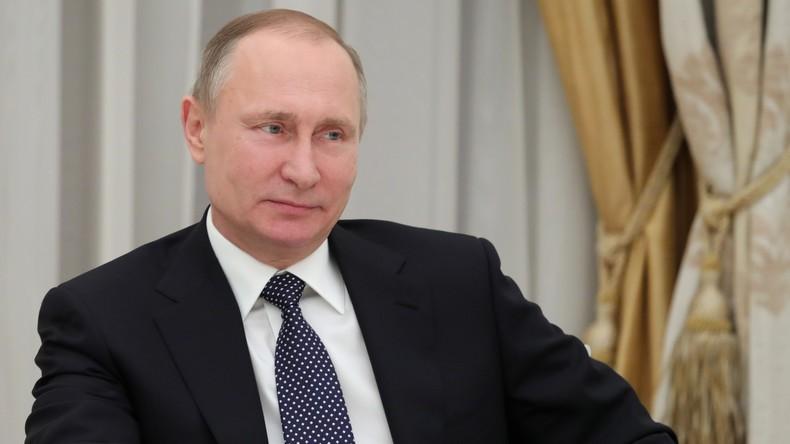 Wladimir Putin: Europa muss geeint sein