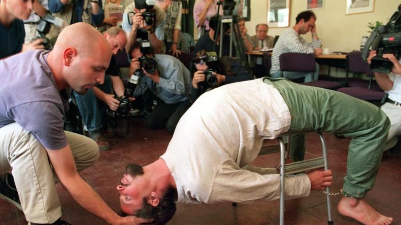 Foltern gegen den Terror: Israelische Sicherheitsdienste nutzen ungestraft Foltertechniken