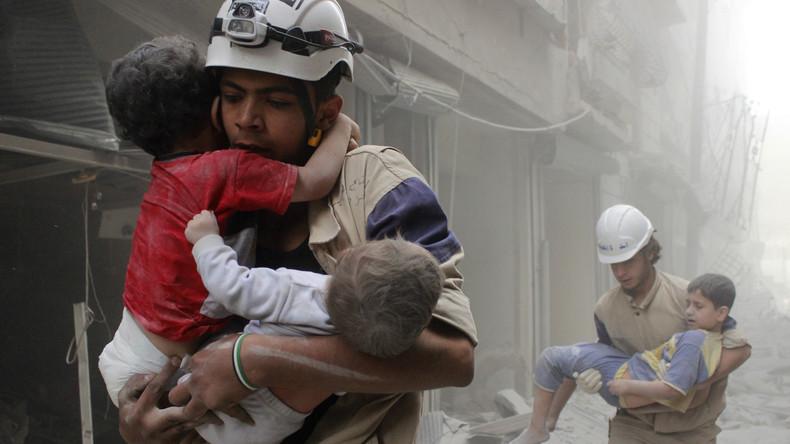 Netflix-Propagandastreifen über syrische Weißhelme für Oscar nominiert