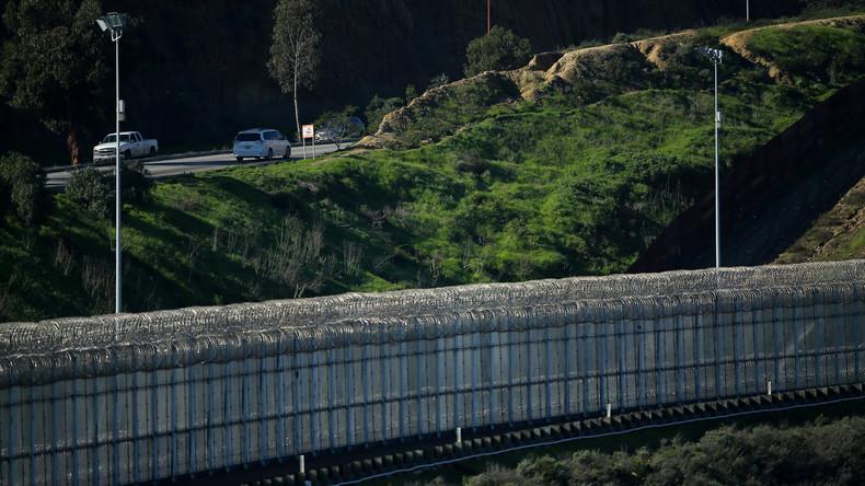 Trump unterzeichnet Gesetz zum Bau der Mexiko-Mauer