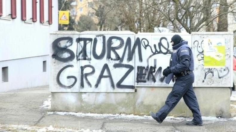 800 Polizeibeamten an Anti-Terror-Großrazzien in Österreich beteiligt