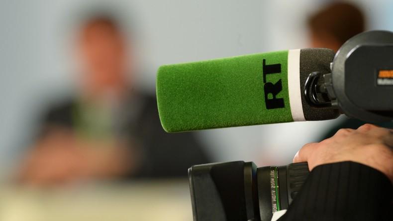 Komitee zum Schutz von Journalisten ruft zur Freilassung des RT-Korrespondenten in USA auf