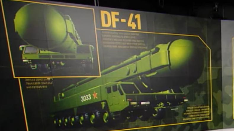 Weitere Eskalation zwischen USA und China: Kampf der Raketensysteme - THAAD gegen DF-41