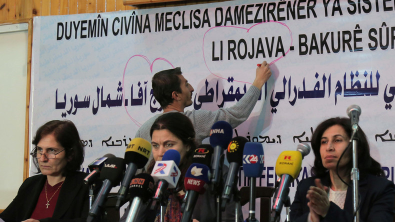 Russischer Verfassungsentwurf für Syrien sieht Gründung kurdischer Autonomieregion vor