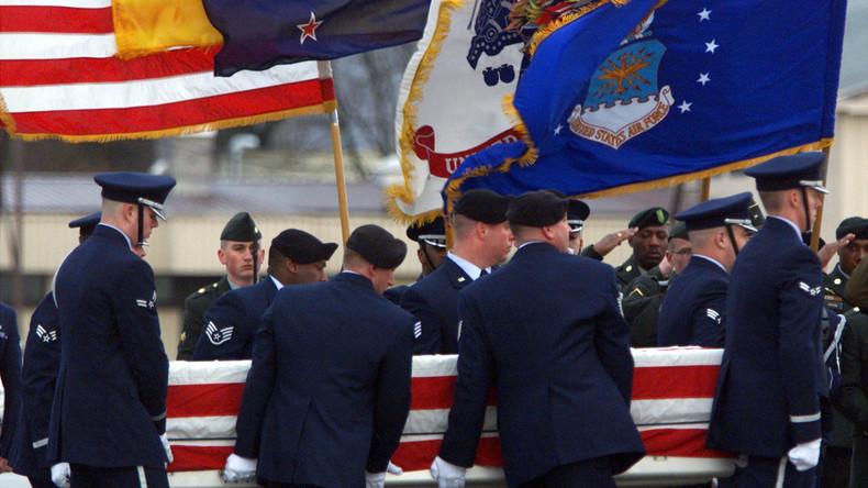 Zum Synonym geworden: Globalisierung und US-amerikanische Militärmacht