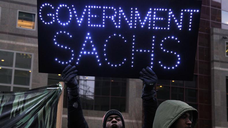 Don't cry for me: Goldman Sachs verabschiedet Trump-Wirtschaftsberater mit 285 Millionen US-Dollar