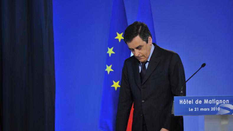 """Penelope-Gate"": Konservativer Präsidentschaftskandidat Fillon strauchelt, Le Pen führt in Umfragen"