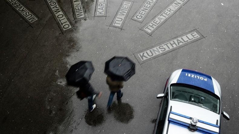 Elf Männer wegen Verdachts der Beteiligung am IS in Österreich festgenommen