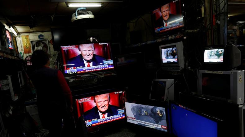 """Trumps Krieg gegen Mainstream: """"Sie gehören zu den unehrlichsten Menschen auf dem Planeten"""""""