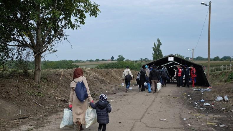 Menschenrechtsorganisation: Grenzsoldaten auf dem Balkan misshandeln Flüchtlingskinder