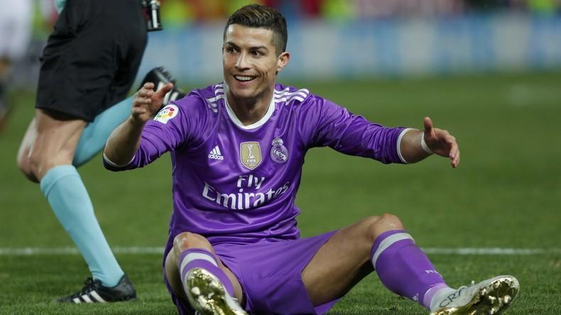 Cristiano Ronaldo will bis 45 spielen