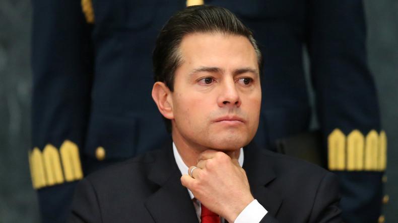 Mexikanischer Präsident sagt Treffen mit Donald Trump ab