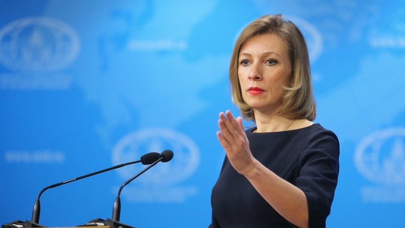 Sacharowa: USA haben nicht auf Lawrows Bitten reagiert, Infos zu Cyberattacken bereitzustellen