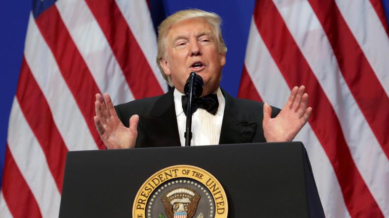 """""""Weltuntergangsuhr"""" wegen Trumps Äußerungen zu Atomwaffen vorgestellt"""