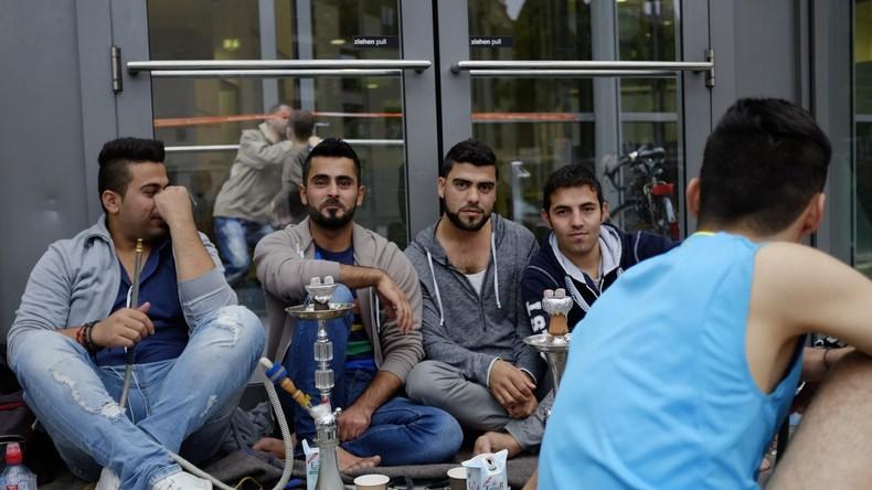 Bundesfinanzministerium beziffert Kosten der Flüchtlingskrise in Deutschland