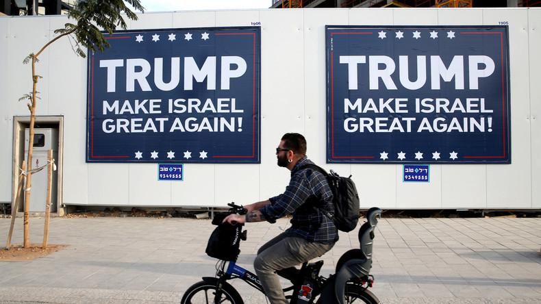 Zeitenwende im Konflikt um Israel und Palästina: Regierung Trump schafft neue Dynamik