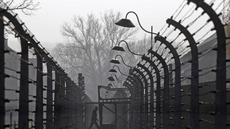Jahrestag der Befreiung des KZ Auschwitz - RT Deutsch Spezial mit Claude-Oliver Rudolph
