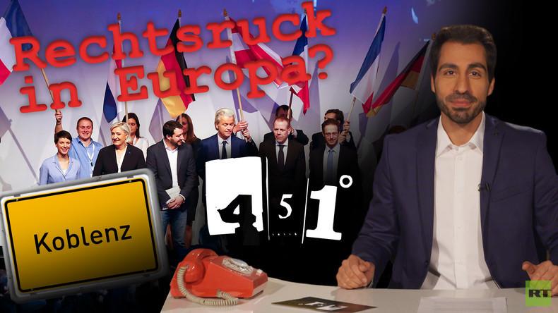 451° - Rückt Europa nach rechts? [18]