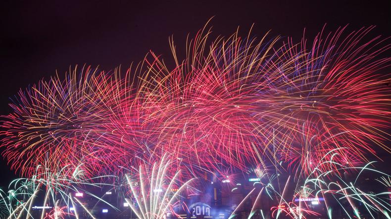 Kein Feuerzauber zum Neujahr – Heute Nacht wird in Peking auf Feuerwerk verzichtet