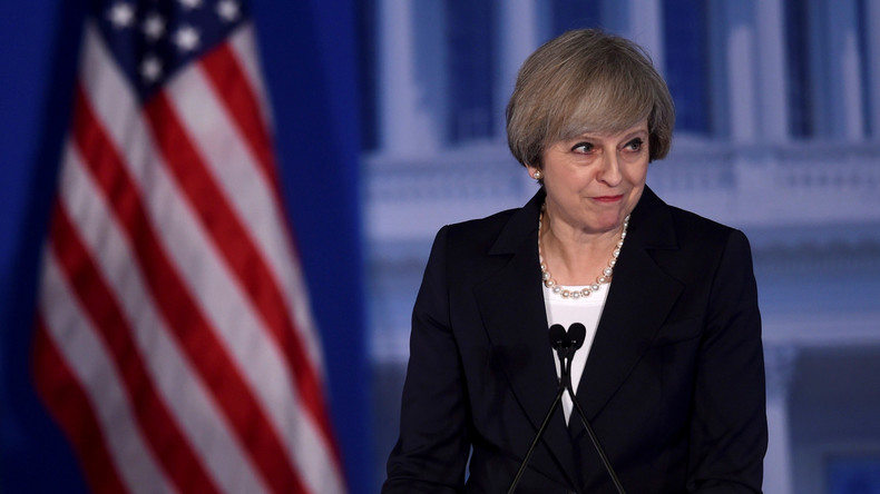 Trumps erster Staatsgast: Theresa May besucht The Donald