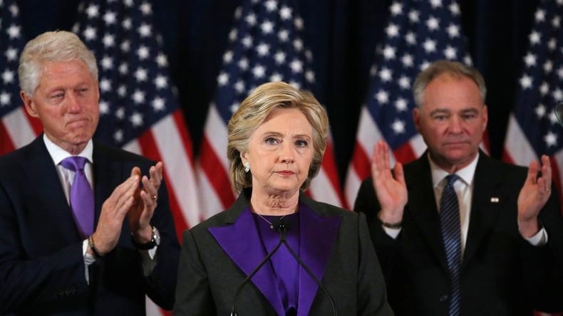 Hillary Clinton unterstützt Proteste gegen Trumps Migrationspolitik
