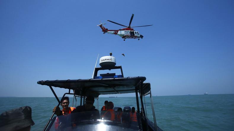 Schiff mit 31 Passagieren an malaysischer Küste verschwunden