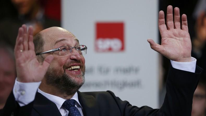 Jetzt auch offiziell: Martin Schulz ist der Kanzlerkandidat der SPD
