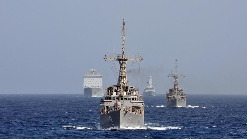 """Der """"Putin-Jäger"""" kommt: Britische Flotte entsendet Zerstörer ins Schwarze Meer"""