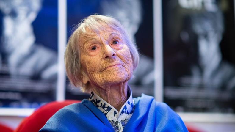 Sekretärin von Joseph Goebbels im Alter von 106 Jahren gestorben