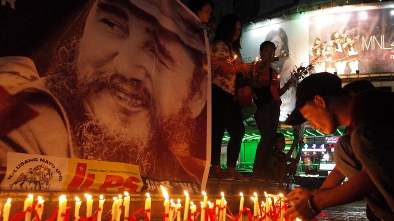 Platz in Moskau wird nach Fidel Castro benannt