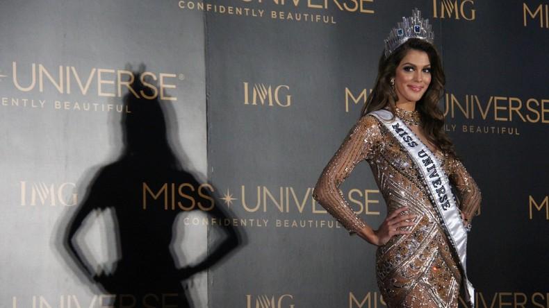 """Französin wird zur """"Miss Universe"""" gekrönt"""