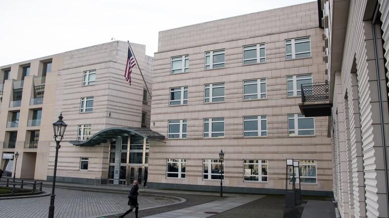 """US-Botschaften sagen alle Visainterviews mit Bürgern """"mehrheitlich moslemischer Staaten"""" ab"""